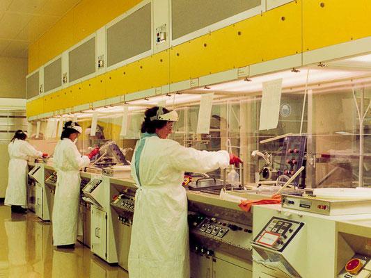 fabrikneubau bbc lenzburg, georges II, 1977