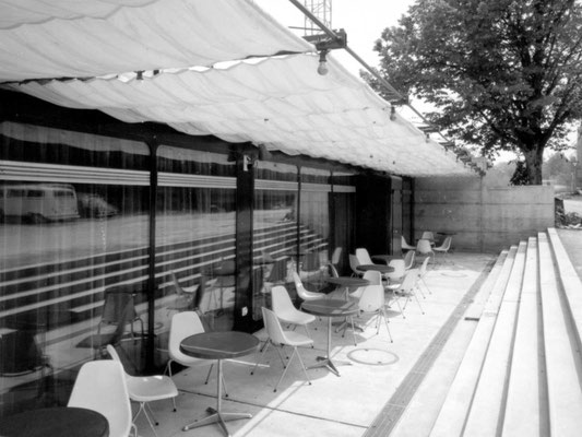 restaurant emmenbrücke derendingen, 1968–70