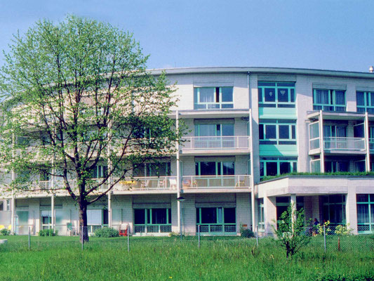 alters- und pflegeheim derendingen-luterbach, derendingen, 1988–1990