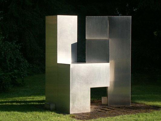 kuben, 1994, alublech, modul 50x50x50, h200