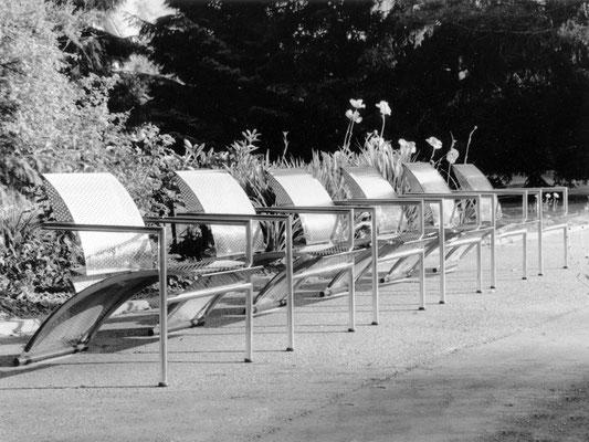 stuhlobjekt fulmine, 1987