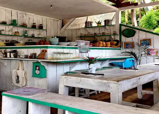 Gili Bliss Cafe - www.urlauber-bali.de