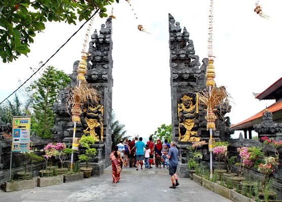 Tempel Tanah Lot Bali