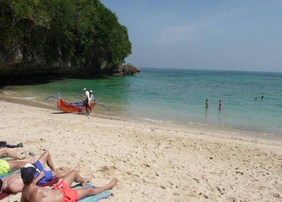 Padang Pagang Strand Bali