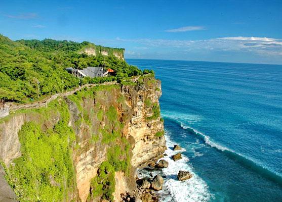 Tempel Uluwatu Bali