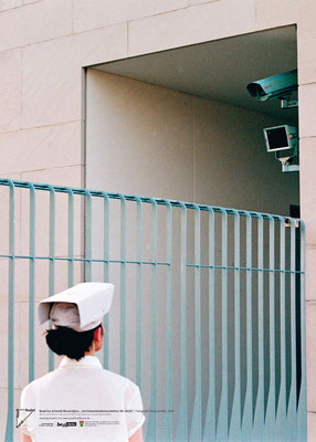 "Beatrice Schuett Moumdjian, ""Sachstandsdokumentation (Nr. 0619)"", Fotografie (Ausschnitt), 2019 (Bild: Lars Preisser, Idee und Ausführung: Beatrice Schuett Moumdjian)"