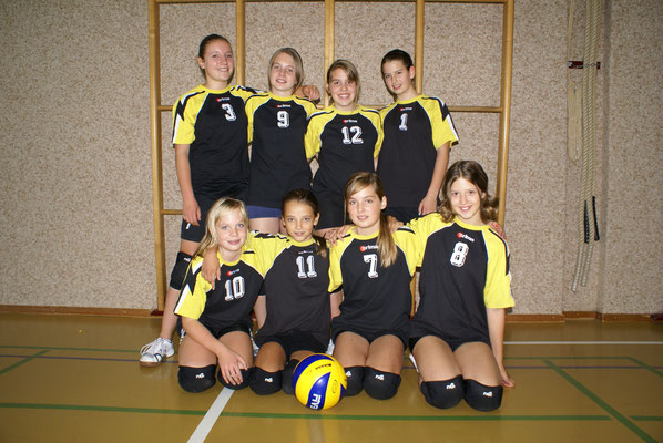 Juniorinnen U15 2011/2012