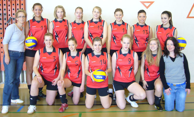Juniorinnen U19 2011/2012