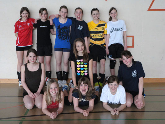 Juniorinnen D1 2010/2011