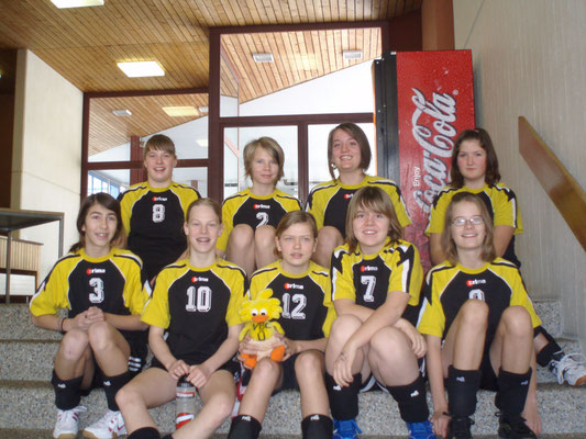 Juniorinnen C 2008/2009