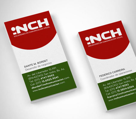 Tarjetas personales / Business cards
