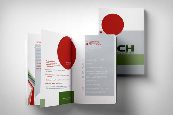 Folleto / Brochure