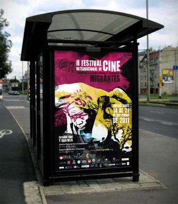 2011: Afiche vía pública / Billboard