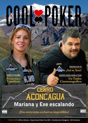 Tapa de la revista Nº5, 2016 | Nº5, 2016 magazine cover