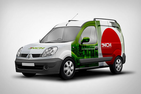 Gráfica vehicular / Vehicle graphics