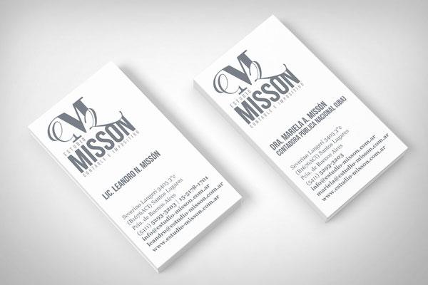 Tarjetas personales / Business cards