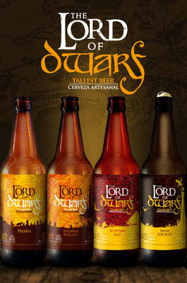 "Edición especial ""The Lord of Dwarf"" / Special edition ""The Lord of Dwarf"""