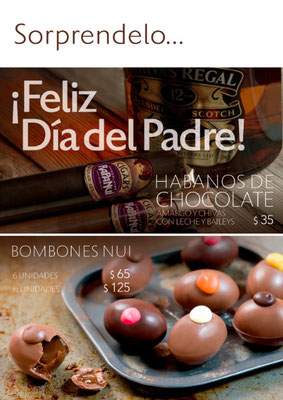 Promoción de productos y novedades | Products and news advertising