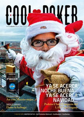 Tapa de la revista Nº7, 2016 | Nº7, 2016 magazine cover