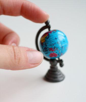 die Welt erkunden