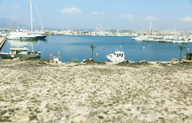 Alghero - Hafen