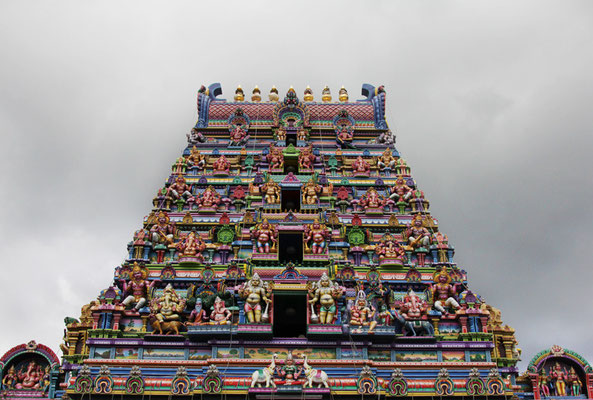 Hindu Tempel Victoria - Mahe