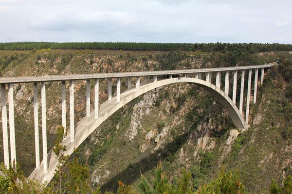 Bloukrans Bridge -216m