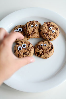 Hunger auf Cookies