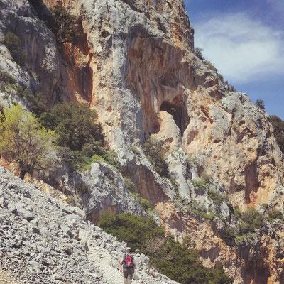 Wandertour zur Gola su Gorroppu