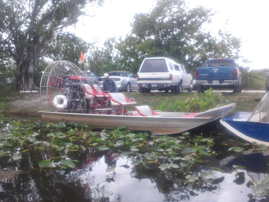 Coopertown Airboat