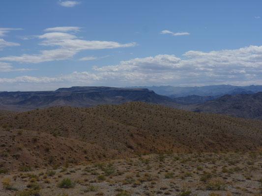Sur les routes de l'Arizona