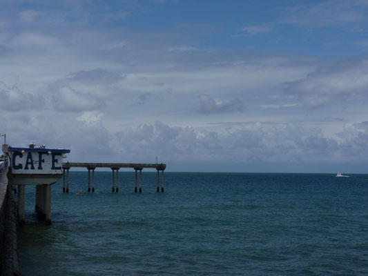 Le pier d'Ocean Beach