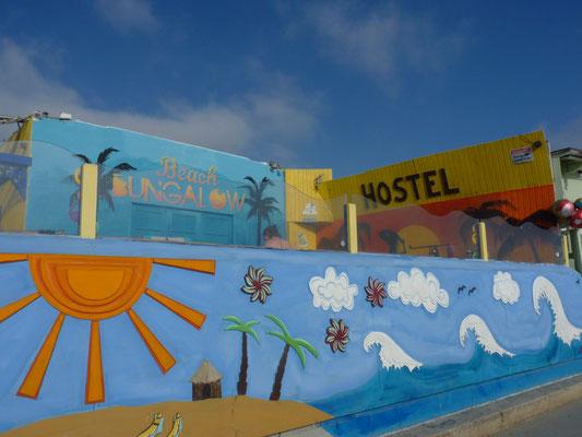Pacific Beach Wall