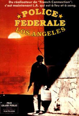 Police Federal Los Angeles