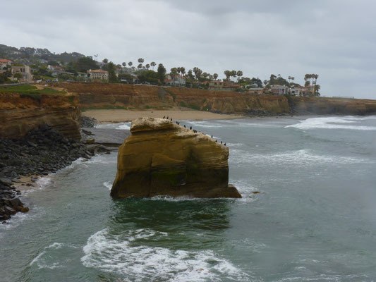 Sunset Cliffs National Monument