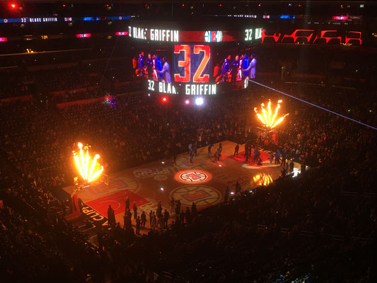 Los Angeles Clippers vs Phoenix Suns (2017/18)