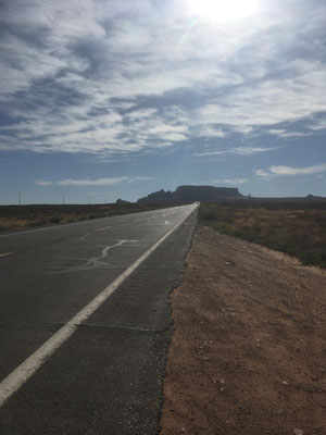Sur la route du Lake Powell (Arizona)