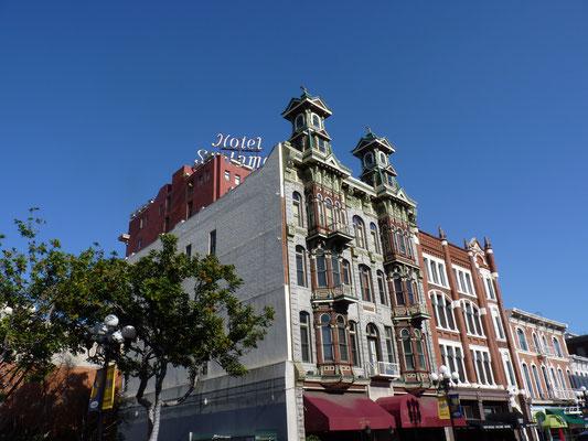 """""""St James Hotel"""" dans Gaslamp Quarter"""