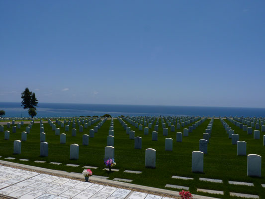 Fort Rosecrans, Point Loma, San Diego (Californie)