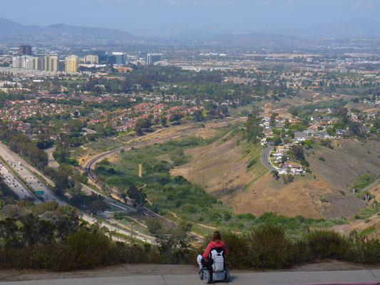 Vue du Mont Soledad