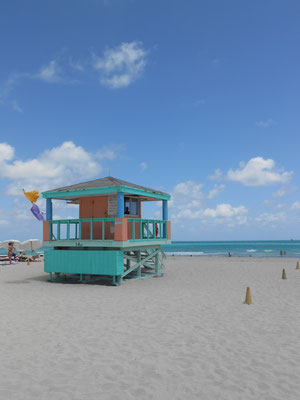 Sauveteurs de South Beach