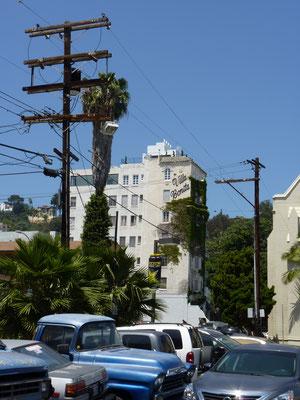 A deux pas d'Hollywood Blvd (Los Angeles)