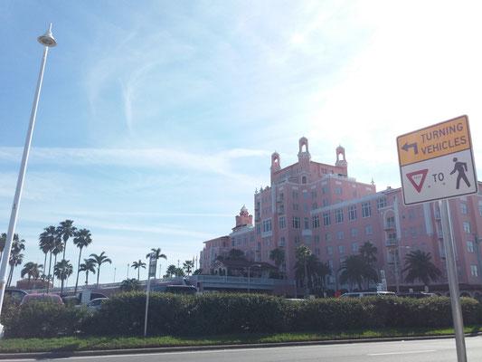Don Carlos Hotel à St. Pete Beach (Floride)
