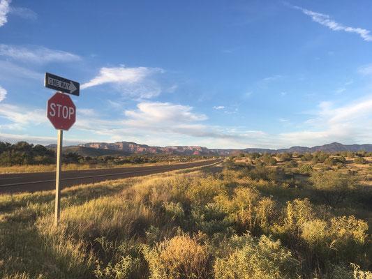 Sur la route de Jerome (AZ)