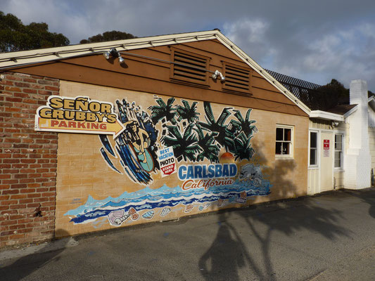 Carlsbad Wall
