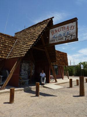 Bagdad Café, Newberry Spring (Californie)