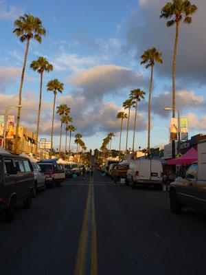 Newport Street Ocean Beach