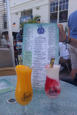 Cocktails à South Beach