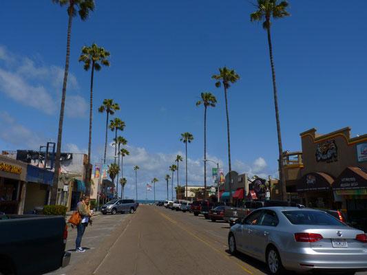 Newport Street dans Ocean Beach