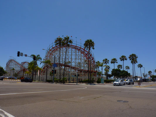 Belmont Park Mission Beach
